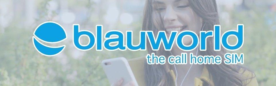 Blauworld mobile