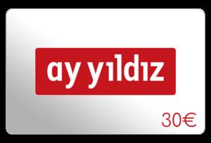 ay yildiz 30 euro aufladen online