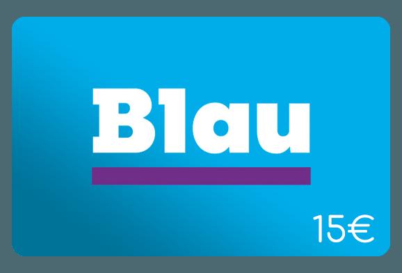 blau.de 15 euro aufladen online