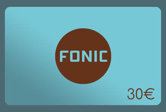 fonic 30 euro aufladen online