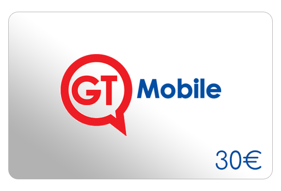 gt mobile 30 euro aufladen online