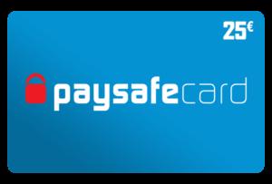 paysafecard kaufen 25 euro online paypal