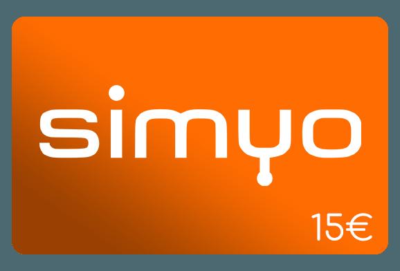 simyo 15 euro aufladen online