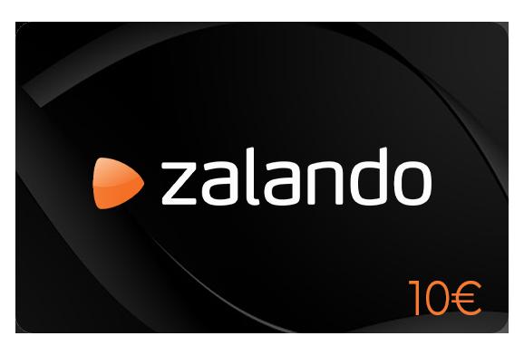 ruolo bruciato Stabilire  Zalando Gutschein 10 Euro aufladen - Online, Schnell und Zuverlässig!